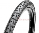 Покрышка 700x35C Maxxis Overdrive Excel TPI 60 сталь 70a/65a 40x40/REF Dual