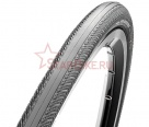 Покрышка 700x25C Maxxis Dolemites TPI 60 сталь 57a/62a Dual Black