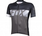 Веломайка Fox Ascent SS Jersey Charcoal M