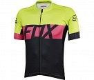 Веломайка Fox Ascent SS Jersey Flow Yellow L