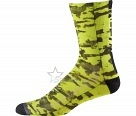 Носки Fox Creo Trail 8-inch Sock Flow Yellow L/XL