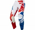 Мотоштаны Fox 180 Honda Pant Red W30