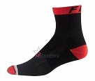 Носки Fox Logo Trail 6-inch Sock Flame Red L/XL