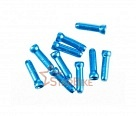 Наконечник троса Jagwire Cable Tips Blue