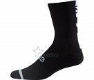Носки Fox Logo Trail 8-inch Sock Black L/XL
