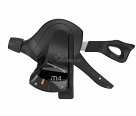 Манетка SunRace Dual Lever Trigger M400 Right, 7S, Cable 2100mm